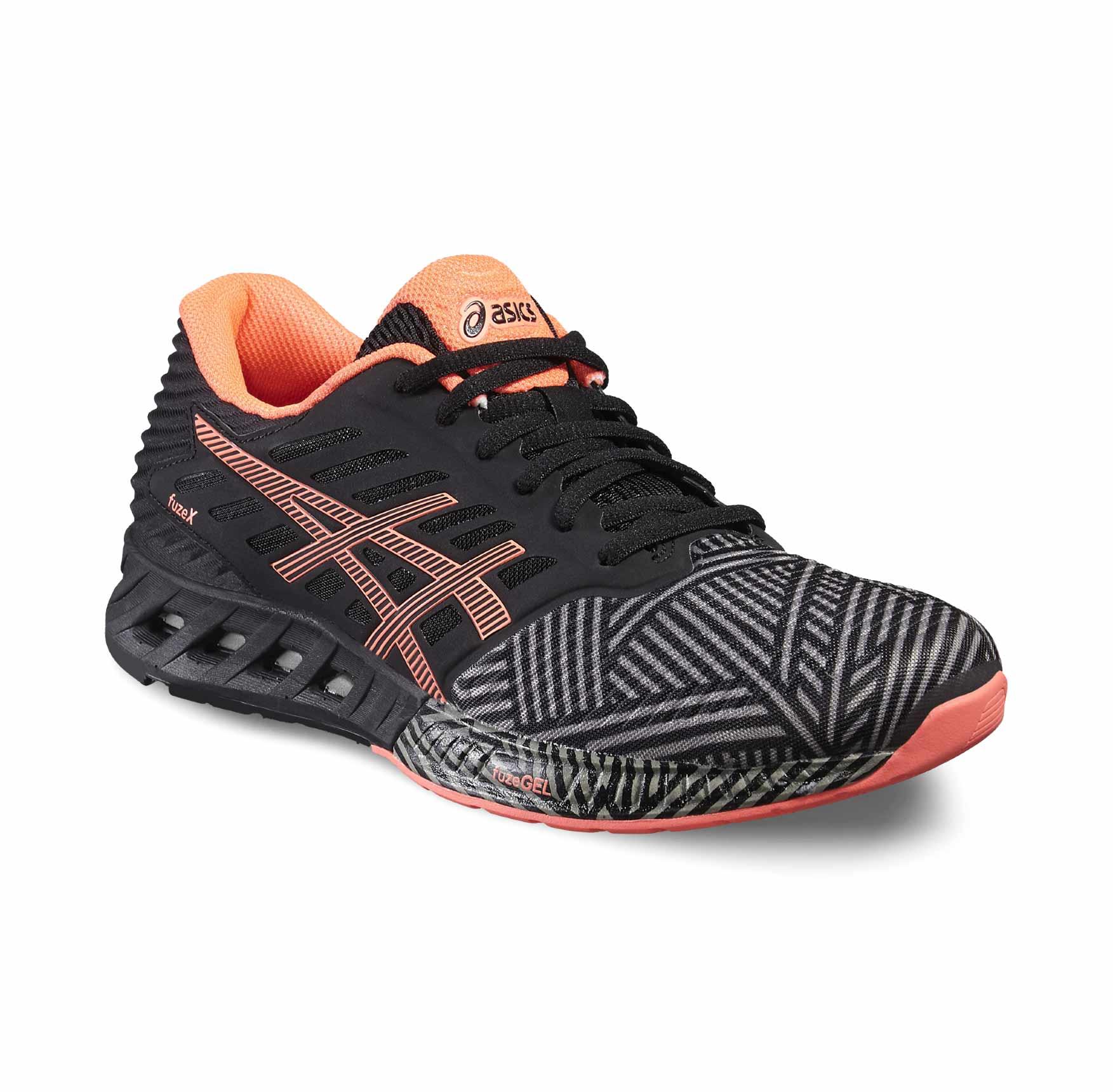 נעלי ריצה לנשים - דגם Asics FuzeX