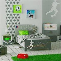 חדר ילדים מעוצב כדורגל דגם יורו HOME DECOR