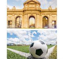 """ריאל מדריד מול ולנסיה! חבילת ספורט למשחק הכדורגל כולל 3 לילות במדריד ע""""ב א.בוקר רק בכ-€686* לאדם!"""