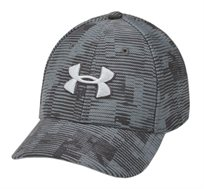 כובע מצחיה UNDER ARMOUR לגברים בצבע אפור