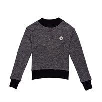 חולצה ארוכה לנשים - Converse Texture Ma-1