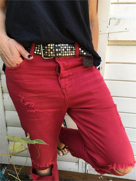 Red Envy One מכנס