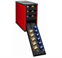 מעצימה את חווית הקפה! ארגונית מעוצבת לאחסון עד 60 קפסולות נספרסו מבית Café Stack במחיר מיוחד!