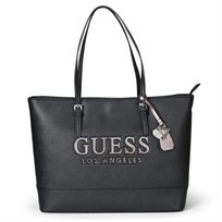 Guess נשים // Chandler Tote Black