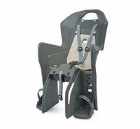 מושב אופניים אחורי לתינוק KOOLAH CFS בצבע אפור/קרם