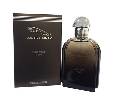 """בושם לגבר Jaguar Prive א.ד.ט 100 מ""""ל + מתנה"""