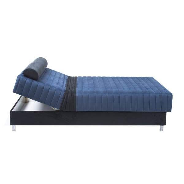 מפוארת מיטה חשמלית ברוחב וחצי כולל ארגז מצעים ומזרן ספוג פולימר מבית RAM IP-55