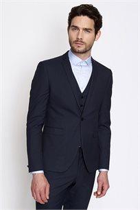 ג'קט חליפה אלגנטי לגבר DEVRED דגם 4053081 בצבע כחול נייבי