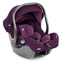 סלקל לתינוק I-Gemm עם מערכת ראש מתכווננת בצבע ג'ינס סגול
