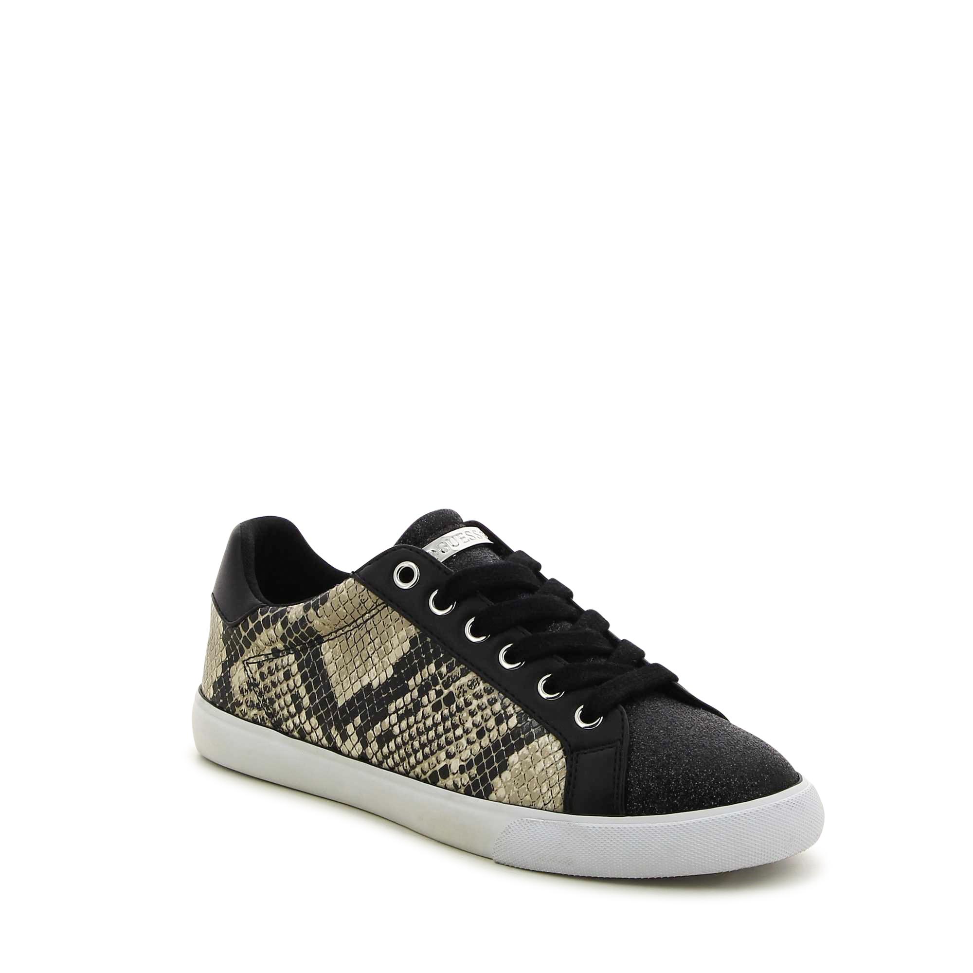Florens נעלי סניקרס מנוחשות