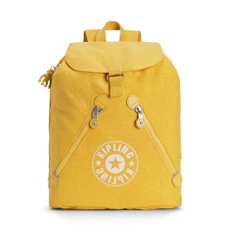 תיק גב גדול Fundamental - Lively Yellow צהוב תוסס