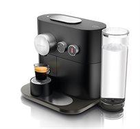 מכונת קפה Nespresso EXPERT בצבע שחור דגם C80BK