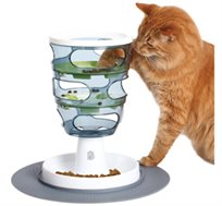 משחק לחתול מבוך המזון