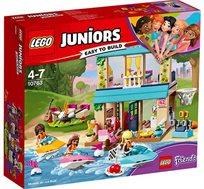 בית האגם של סטפני - משחק לילדים LEGO