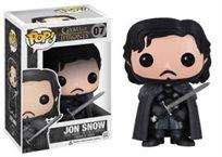 Funko Pop - Jhon Snow (Game Of Thrones) 07 בובת פופ  משחקי הכס