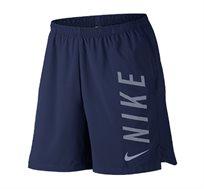 מכנסי אימון קצרים לגבר נייק 856875-429 - כחול נייבי