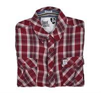 חולצת אריג אופנתית לגבר E-BOUND - צבע לבחירה