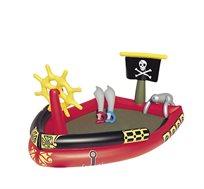 מרכז פעילות מתנפח לילדים Bestway דגם ספינת פיראט