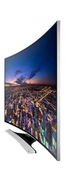 טלוויזיה SAMSUNG LED SMART TV תלת-מימד קעורה בגודל