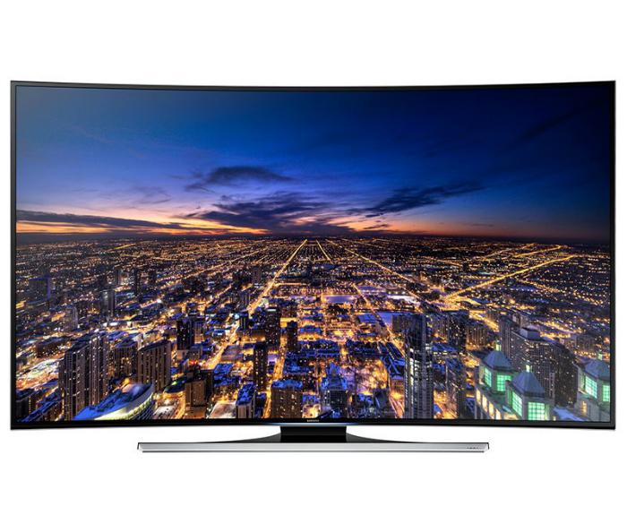 טלוויזיה SAMSUNG LED SMART TV ברזולוצית 4K דגם UA55HU8700 -יבואן רשמי