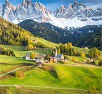 צפון איטליה ואגמיה, טיול מאורגן ל-7 ימים החל מכ-$759*