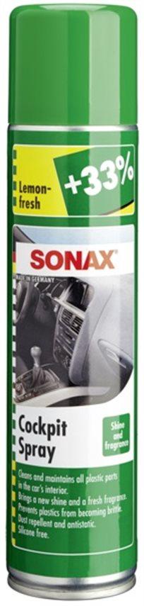ספריי סקאיי בריח לימון SONAX 400ml