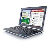 נייד Dell 6220 קל משקל עם מסך ''12.5, מעבד i5, זיכרון 4GB, דיסק 250GB ומערכת הפעלה Win7 Pro