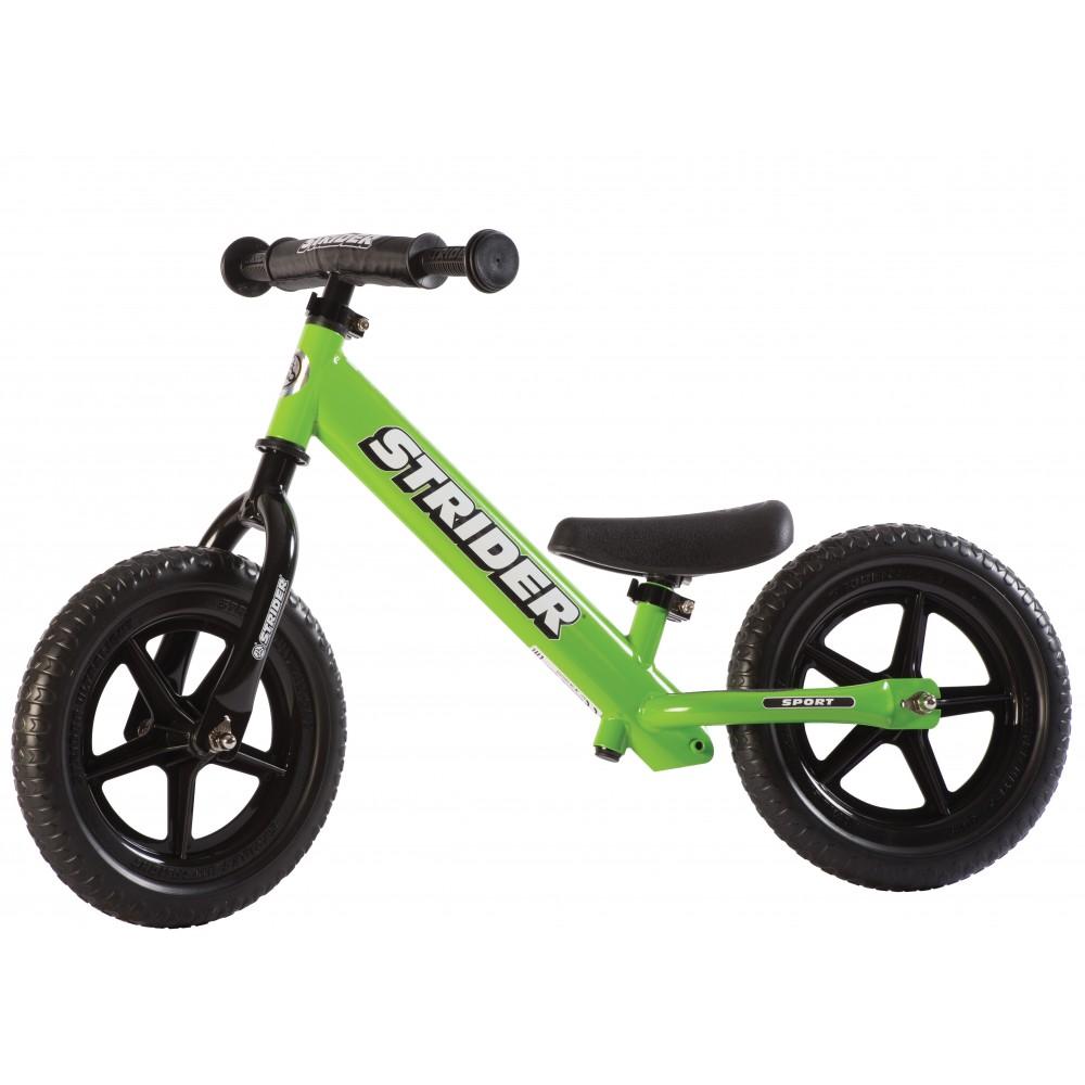 אופני איזון סטריידר 12 ספורט- ירוק