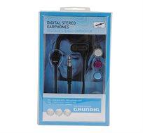 אוזניות סיליקון בתוך האוזן מבית GRUNDIG
