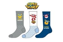 גרבי  בנים SUPER WINGS