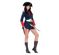 תחפושת לפורים נערת נפוליאון לנשים