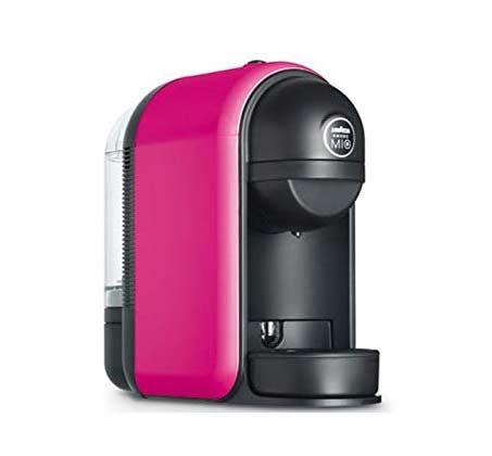 מודרני מכונת קפה לוואצה אמודו מיו מינו צבע ורוד פוקסיה - משלוח חינם MU-55