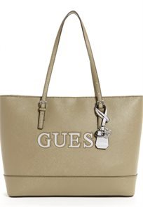 Guess// Chandler Tote Olive