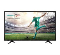 "טלוויזיה ""65 Hisense LED SMART TV 4K דגם H65A6100IL"