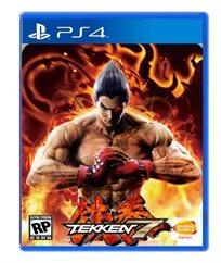 Tekken 7 Ps4 אירופאי!