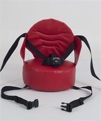כסא הגבהה אדום בוּסטו