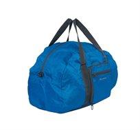 תיק נסיעות מתקפל - מניילון עמיד דמוי בד לשימוש נוח ויעיל בנסיעות