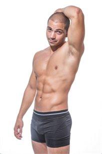 איכות גברית! מארז תחתונים Dry-Fit איכותיים לגברים, מנדפות זיעה לכל פעילות ספורטיבית