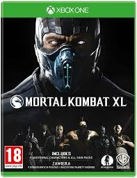 Mortal Kombat Xl Xbox One אירופאי!