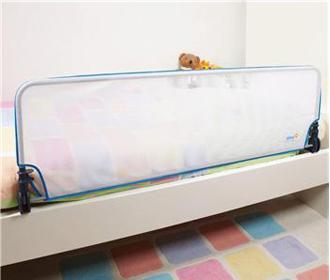 מקורי שינה בטוחה! מעקה מיטה 1.5 מטר מבית SAFETY 1ST, למניעת נפילה או VW-39