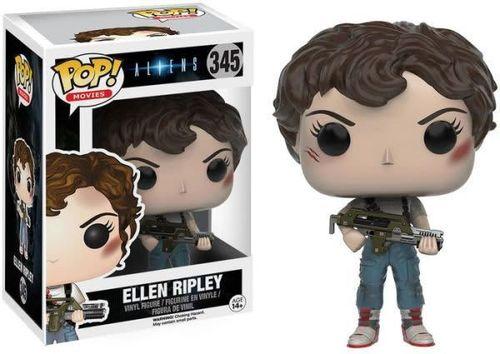 Funko Pop -Ellen Ripley (Aliens) 345  בובת פופ