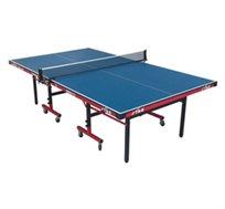 שולחן טניס פנים סטאג מקצועי, חזק ומסיבי, ניתן לקיפול כולל רשת אינטגרלית