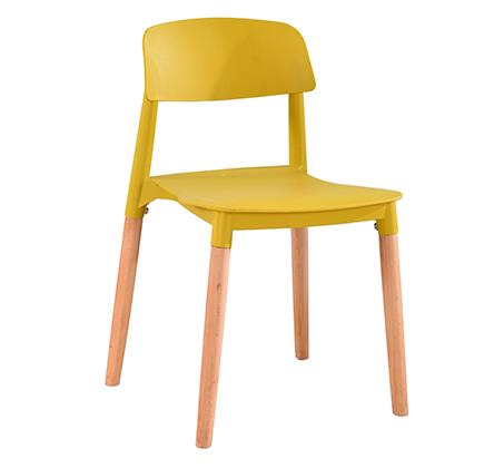 כיסא בעיצוב חלק ונקי דגם DUBLIN