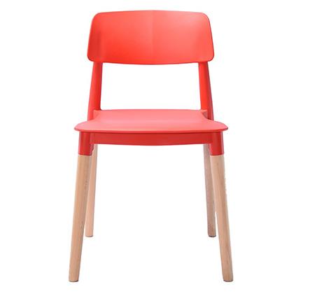 כיסא איכותי ויציב מעוצב בקווים חלקים ונקיים DUBLIN לבית ולמשרד Westin Stock - תמונה 5