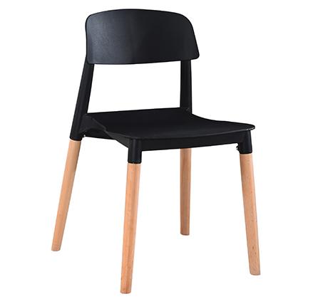 כיסא איכותי ויציב מעוצב בקווים חלקים ונקיים DUBLIN לבית ולמשרד Westin Stock - תמונה 4