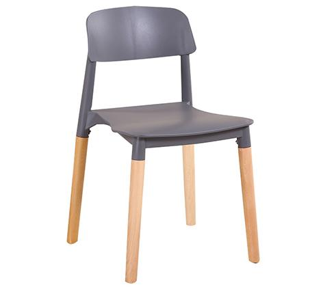 כיסא איכותי ויציב מעוצב בקווים חלקים ונקיים DUBLIN לבית ולמשרד Westin Stock - תמונה 2