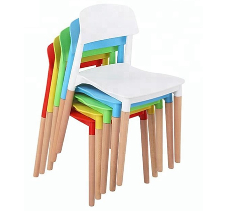כיסא איכותי ויציב מעוצב בקווים חלקים ונקיים DUBLIN לבית ולמשרד Westin Stock - תמונה 6
