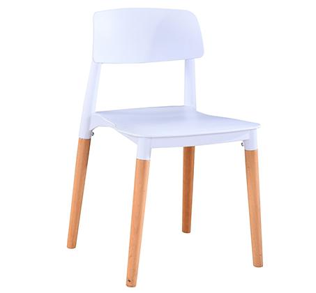 כיסא איכותי ויציב מעוצב בקווים חלקים ונקיים DUBLIN לבית ולמשרד Westin Stock - תמונה 3