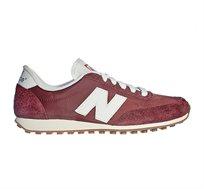 נעלי סניקרס לגברים NEW BALANCE דגם U410BD בצבע בורדו