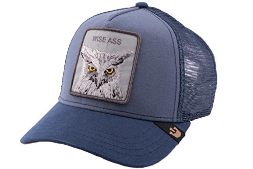 Goorin יוניסקס// Smarty Pants Blue כובע מצחיה חיות